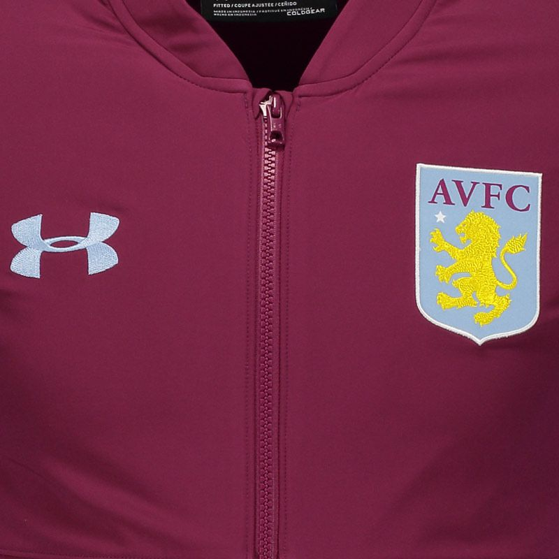 Under Armour Aston Villa 2018 Jacket Futfanatics