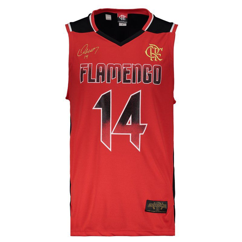 9e4dbefe37 Flamengo Empire Sleeveless Shirt - FutFanatics