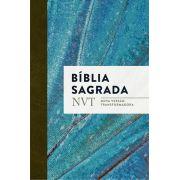 BÍblia NVT - Azul