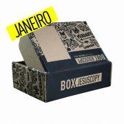Box dos meses anteriores - Janeiro