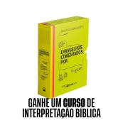 BOX OS EVANGELHOS COMENTADOS + CURSO DE INTERPRETAÇÃO BÍBLICA (Saulo Daniel)