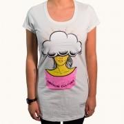 Camiseta Cloudgirl - Feminina  #REINODEPONTACABEÇA