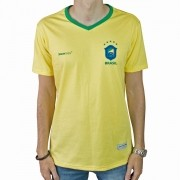 Camiseta Jesuscopy Brasil - Amarela