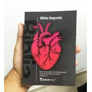 Mini Bíblia Coração NAA - Brochura