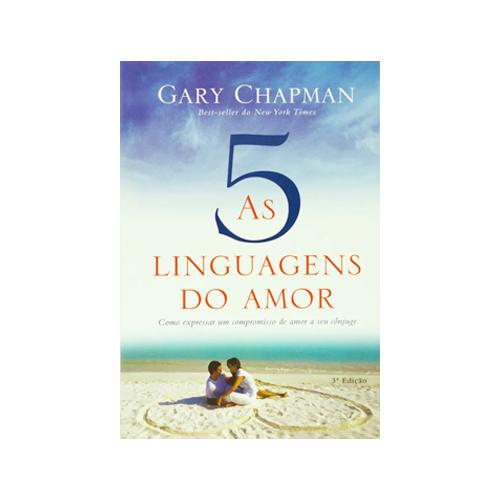 As 5 Linguagens do Amor  - Loja JesusCopy