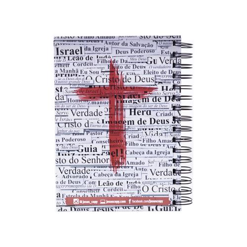 Agenda Cruz  - Loja JesusCopy