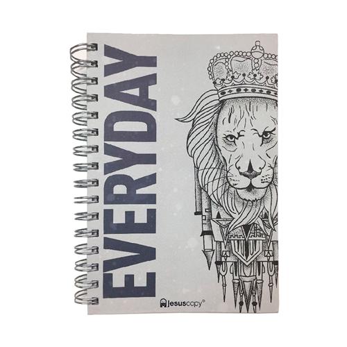 Agenda Leão Everyday   - Loja JesusCopy