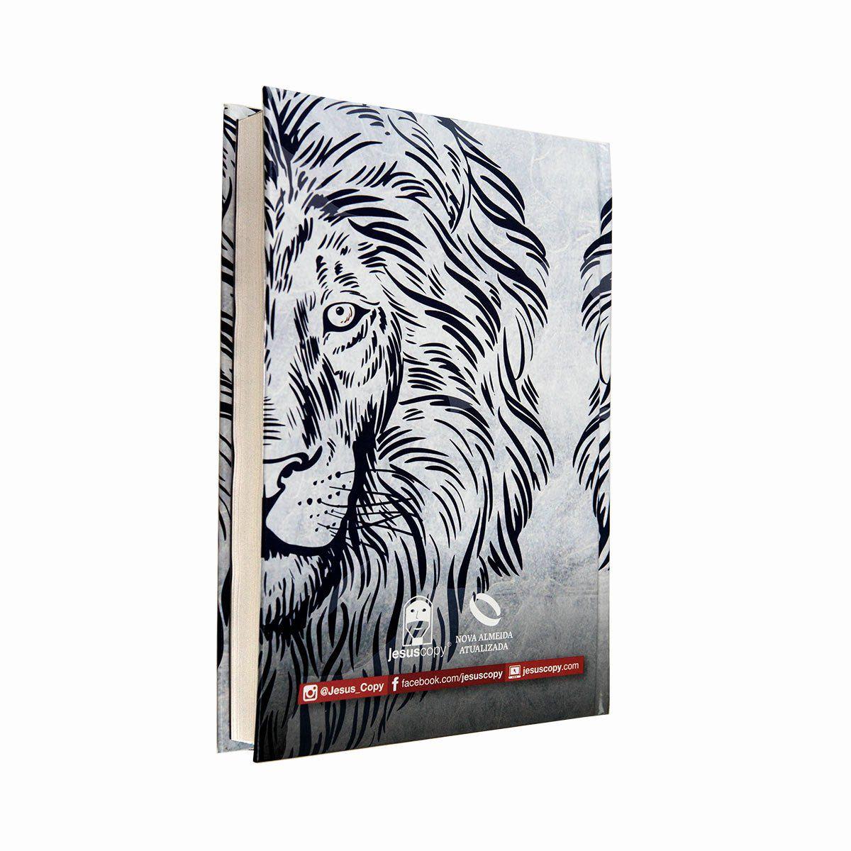 Bíblia Leão Branco - NAA  - JesusCopy