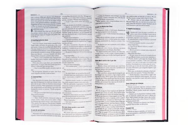 Bíblia Lettering - NAA   - JesusCopy