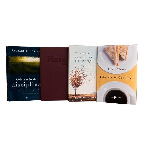 BOX - DISCIPLINAS ESPIRITUAIS  - Loja JesusCopy
