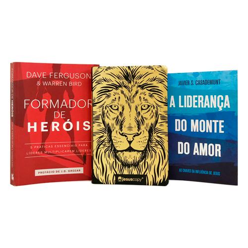 BOX - FORMADORES DE HERÓIS   - Loja JesusCopy