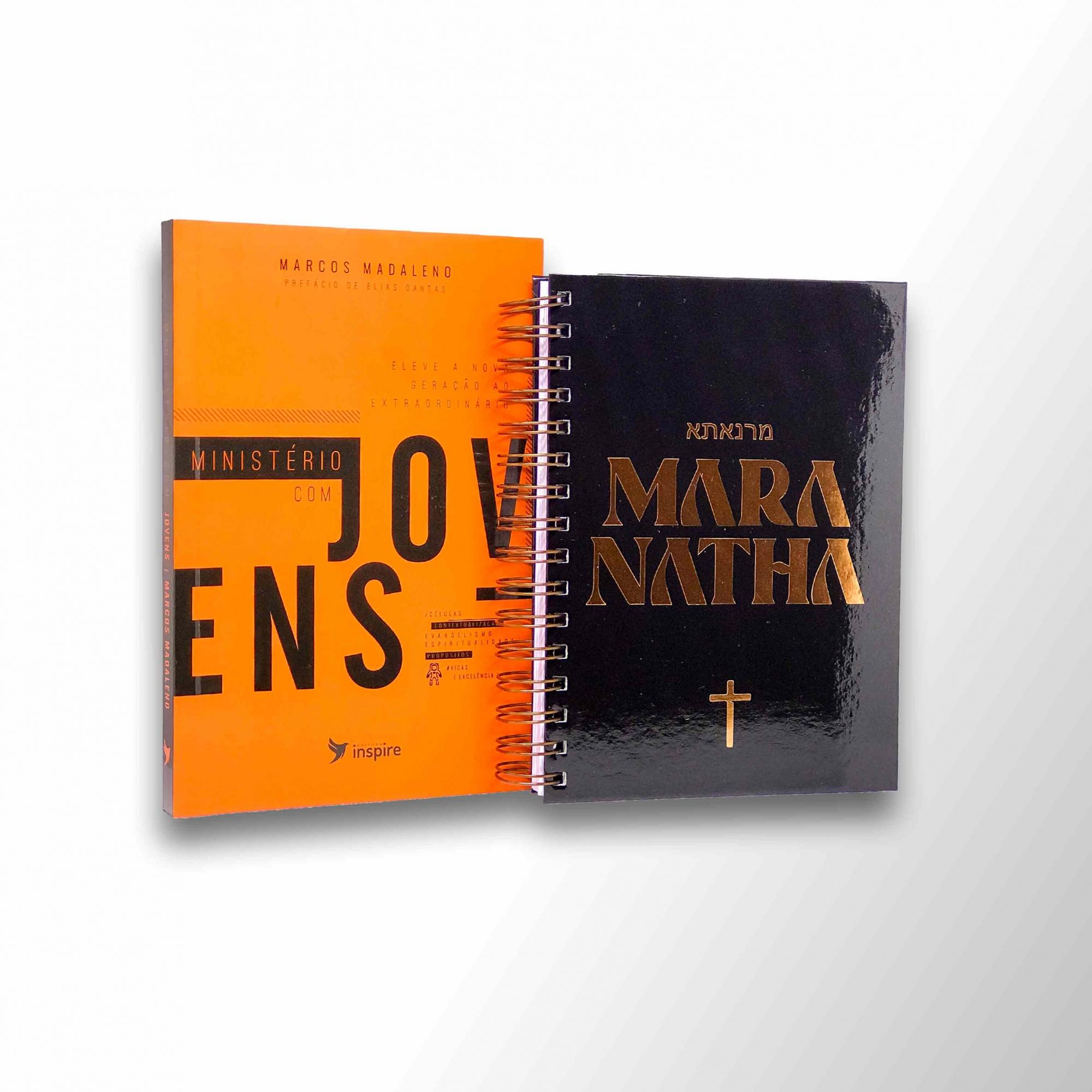 BOX MINISTÉRIO COM JOVENS - Frete Grátis