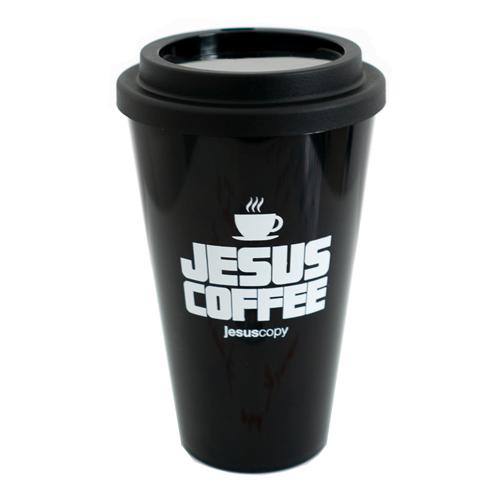 Copo JesusCoffe  - JesusCopy