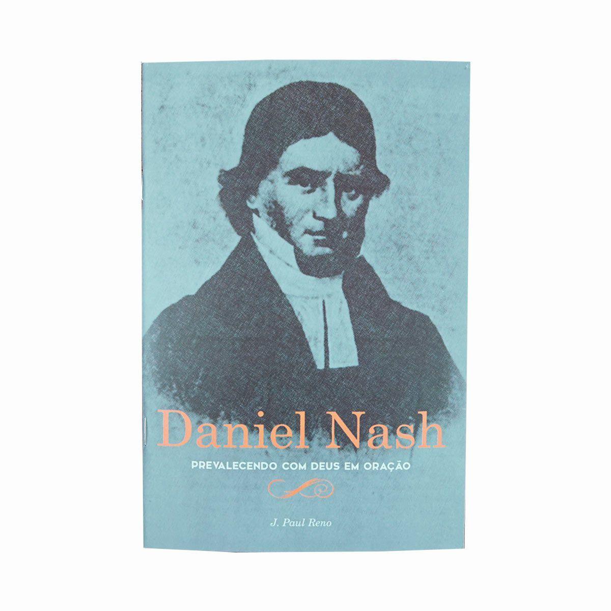 Daniel Nash - Prevalecendo com Deus em Oracao  - Loja JesusCopy