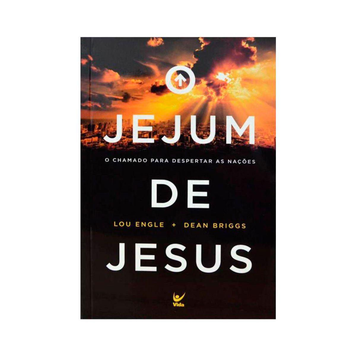 O Jejum de Jesus   - JesusCopy