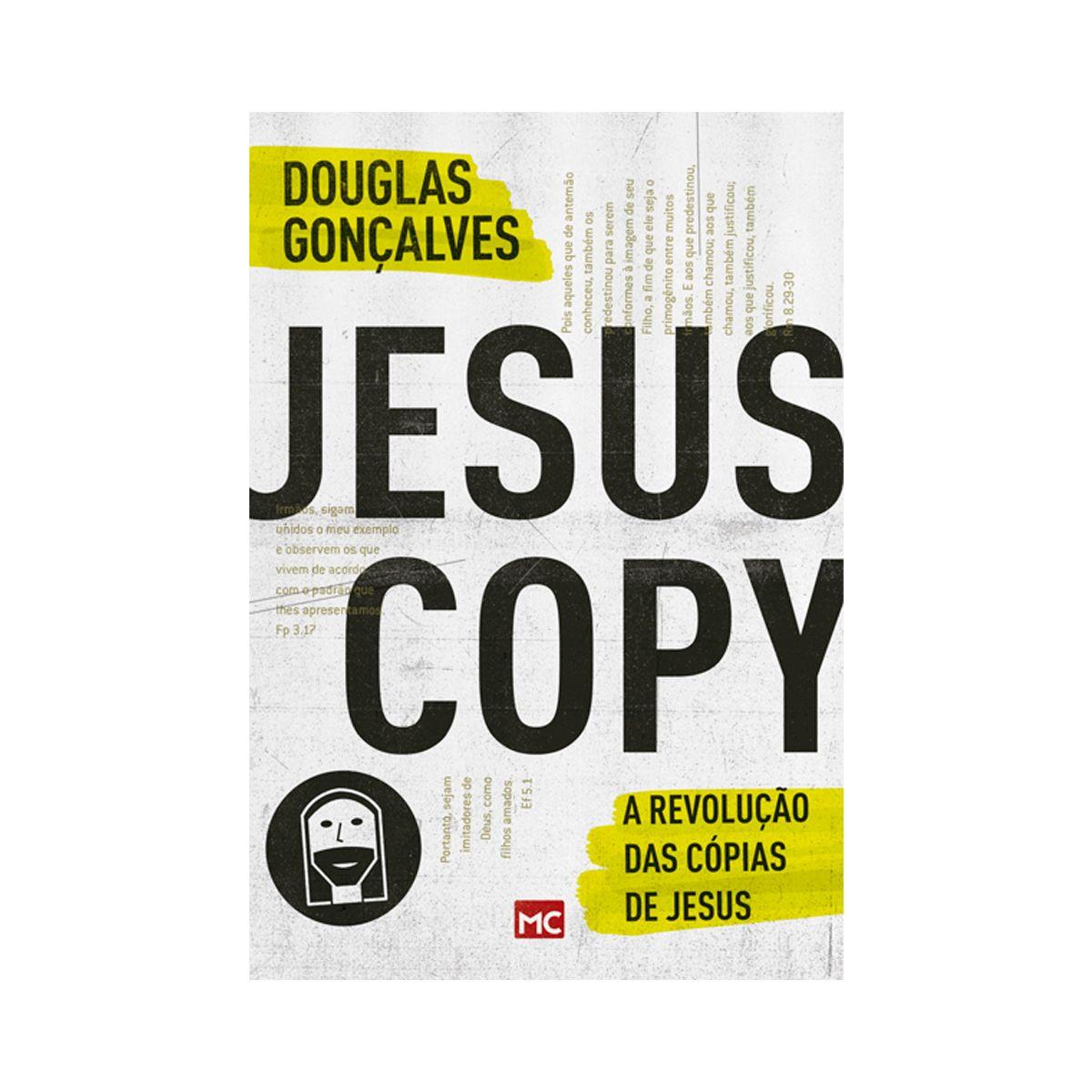 JesusCopy - A Revolução das Cópias de Jesus  - JesusCopy