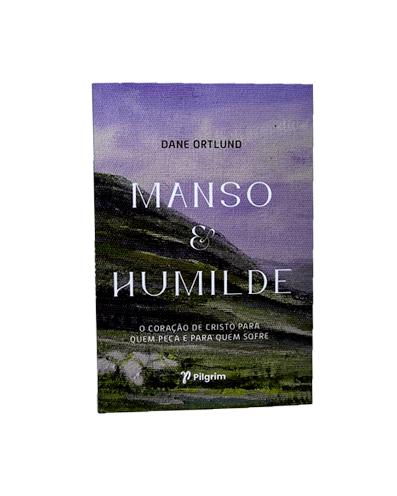 Manso e Humilde  - Loja JesusCopy