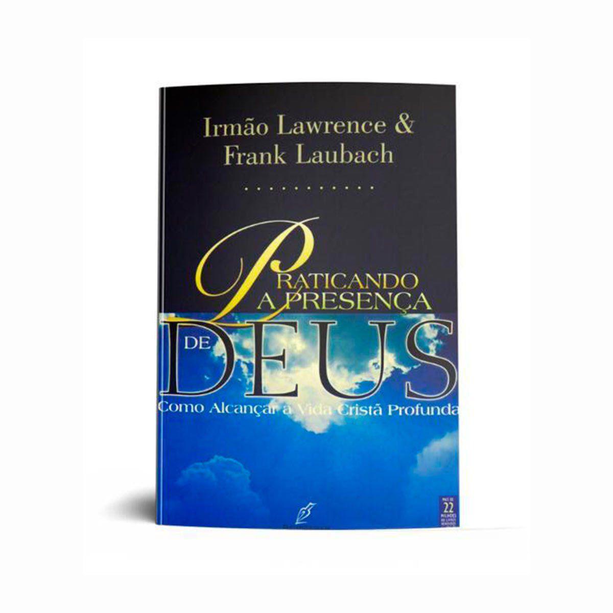 Praticando a Presença de Deus  - Loja JesusCopy