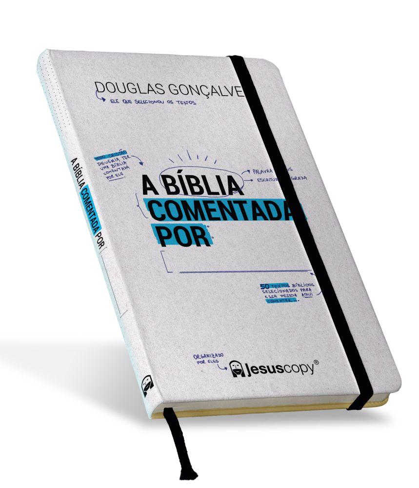 A Bíblia Comentada Por:______.   - Loja JesusCopy