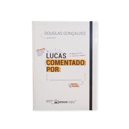 BOX OS EVANGELHOS COMENTADOS POR:____________.  - Loja JesusCopy