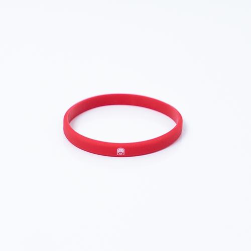 Pulseira Fina - Vermelha  - JesusCopy
