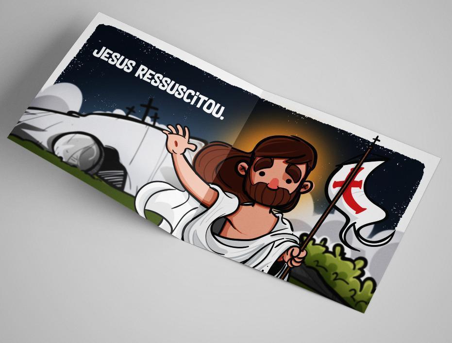 Quem é Jesus - Infantil  - Loja JesusCopy