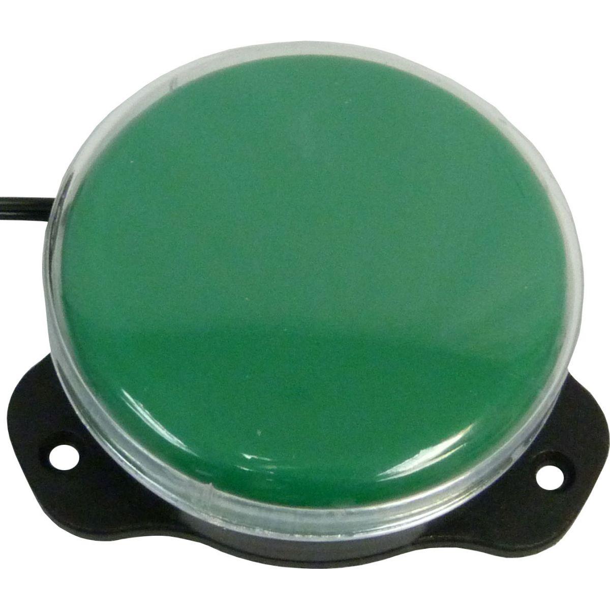 Acionador de Pressão Verde