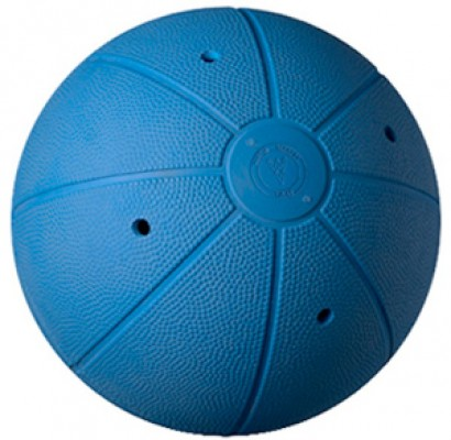 Bola de Goalball Oficial com Guizos