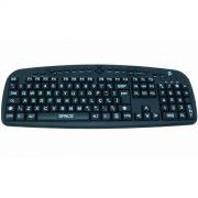 Teclado Braille - USB - Loja Civiam