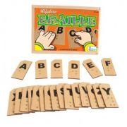 Alfabeto Braille - Loja Civiam
