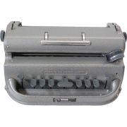 Máquina de Escrever Braille Perkins Brailler - Loja Civiam