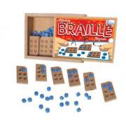 Alfabeto Braille Vazado - Loja Civiam