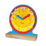 Relógio Libras de Brinquedo - Loja Civiam