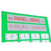 Painel Libras