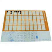 Lousa Magnética Braille - Communicare - Loja Civiam
