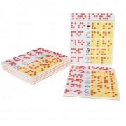 Loto Leitura Braille EVA