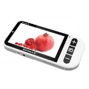 Vídeo Ampliador Portátil Zoomax Snow S - Loja Civiam