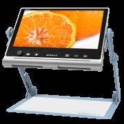 Vídeo Ampliador Zoomax Snow 12 com Leitor de Texto - Loja Civiam