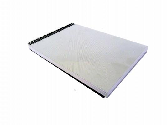 Caderno para Escrita Braille