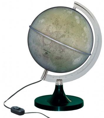 Globo Lunar Prata