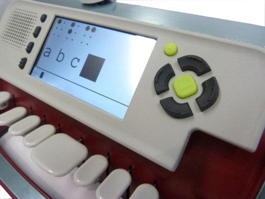 Máquina de Escrever Braille Perkins Smart