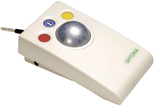 Optima Trackball Mouse