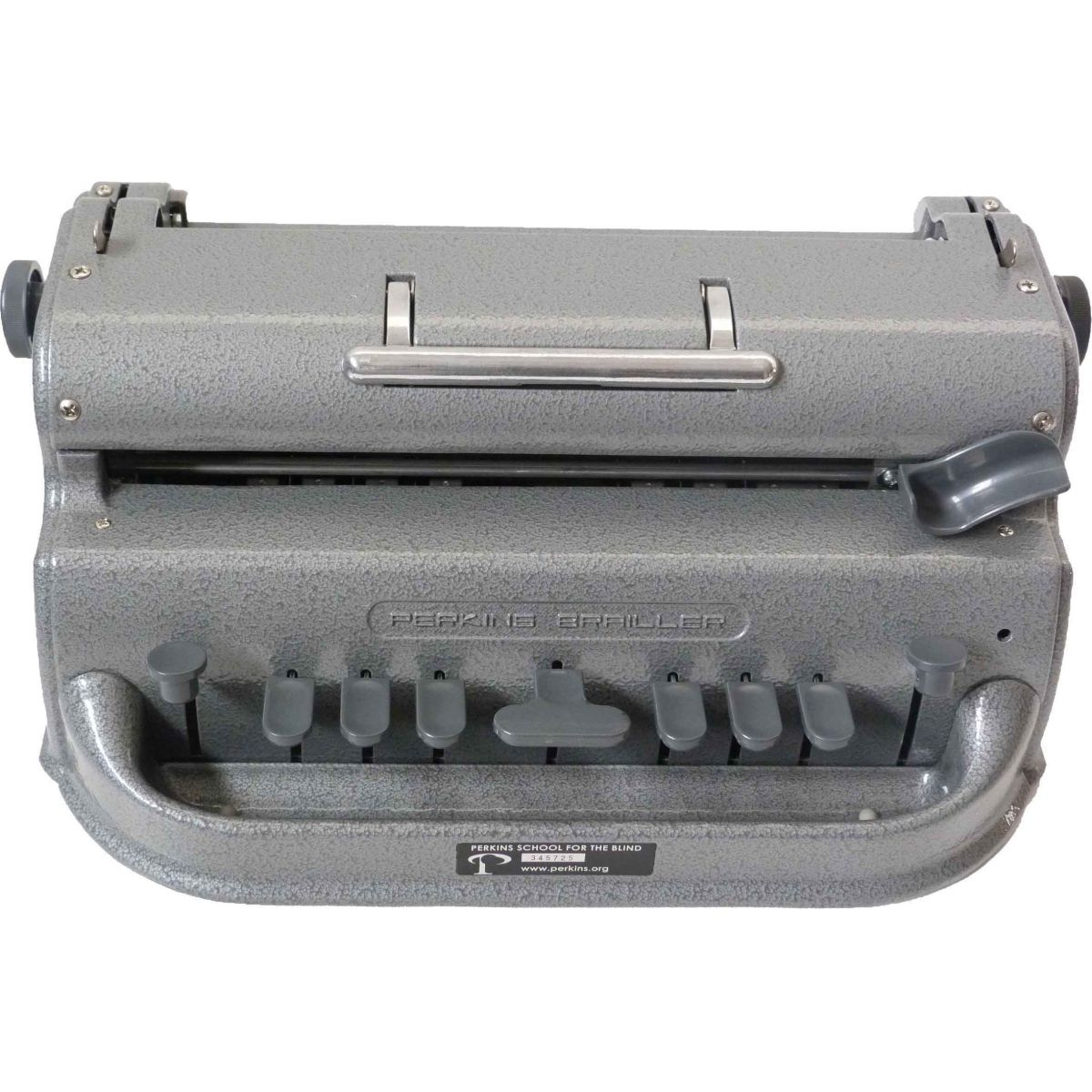 Máquina de Escrever Braille Perkins Brailler