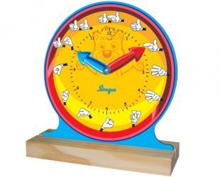 Relógio Libras de Brinquedo