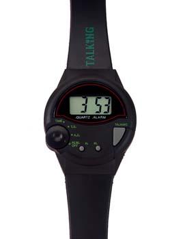 Relógio Falante Digital inglês