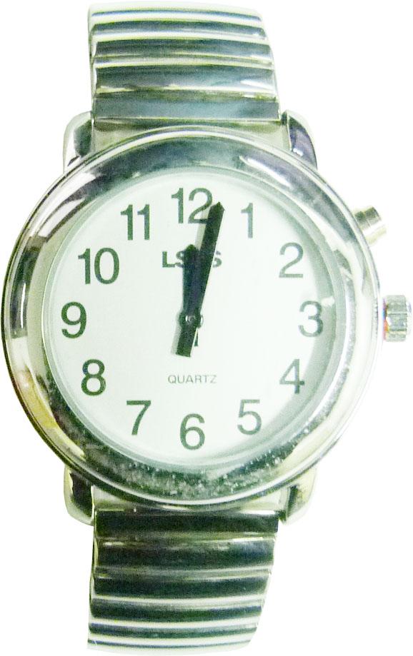 Relógio Falante Analógico Inglês