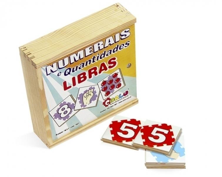 Numerais e Quantidades Libras