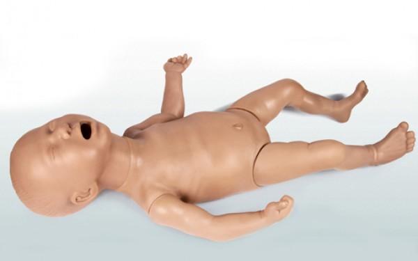 Manequim Bebê RN Completo para Treinamento de Reanimacao RCP - 140RN