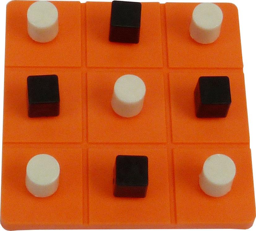 Jogo da Velha Braille e Tátil