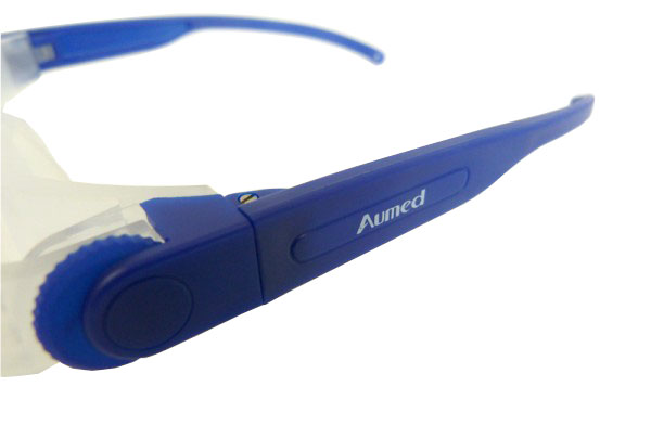 Telebinocular Aumed Argus Clear 2x